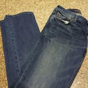 American Eagle slim straight flex/4 360 jeans